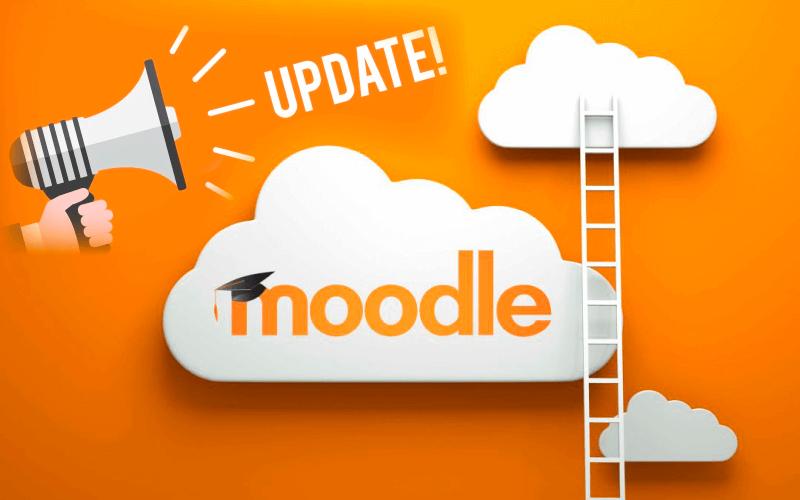 Cómo actualizar tu plataforma Moodle